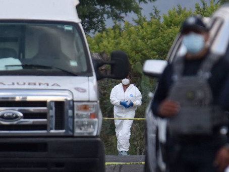 Detienen a 25 por emboscada contra 13 policías en Coatepec