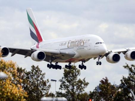 Emirates 'aterrizará' en México con vuelo que conecta CDMX con Dubái
