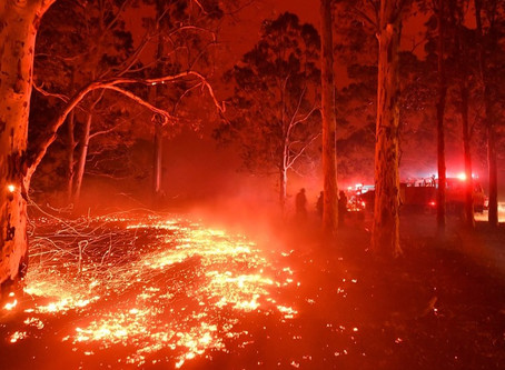 Incendios en Australia se han vuelto incontrolables