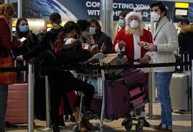 Compras de pánico ,30 países tienen vuelos cancelados y la bolsa de valores cae; ante la nueva cepa.