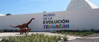 Cultura. Buenas noticias! Al 20% reabrirá el MUSEO DE LA EVOLUCIÓN en Tehuacán Puebla.