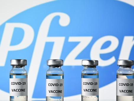 México autoriza vacuna COVID de Pfizer para uso de emergencia