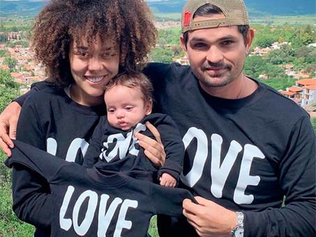 Más unidos que nunca, Ferdinando Valencia y su familia enfrentan la adversidad