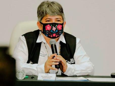 Secretaria de salud de Tamaulipas se niega a participar en la vacunación contra covid19.