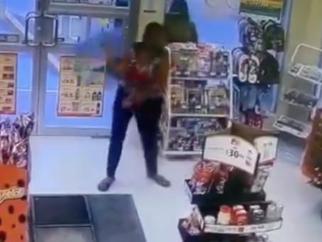 Difunden video de Victoria antes de ser asesinada por policías en Tulum