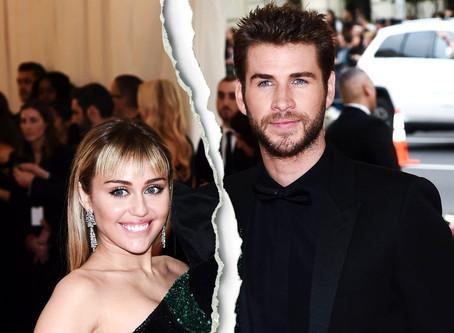 Miley Cyrus y Liam Hemsworth se separan tras 7 meses casados