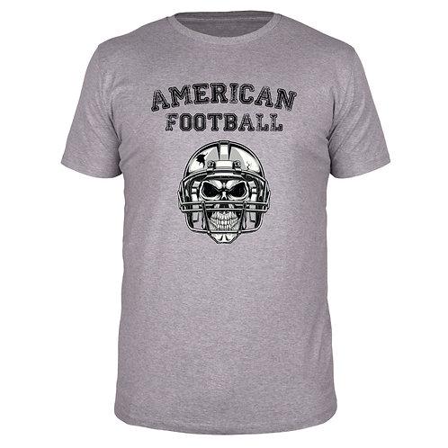 American Football Helmet   - Männer T-Shirt