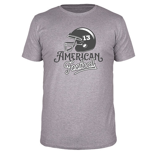 American Football Helmet No. 2 - Männer T-Shirt