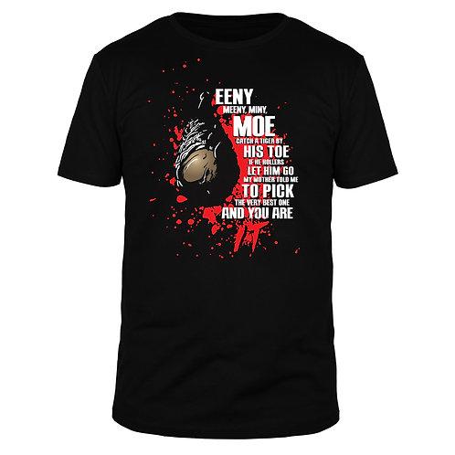Eeny Meeny Miny moe Catch a Tiger - Männer T-Shirt