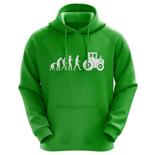 Evolution Landwirt - Männer Hoodie