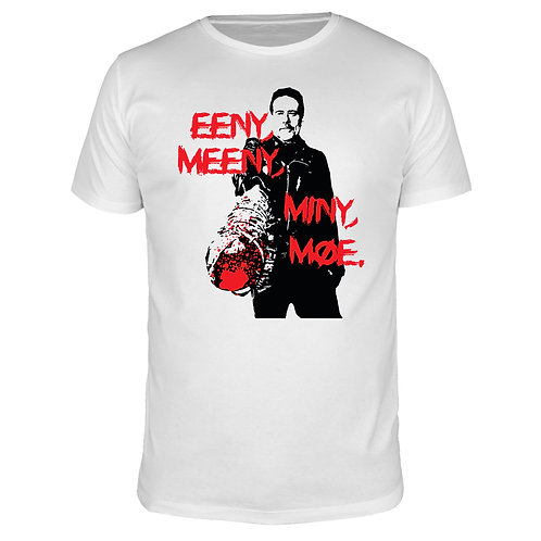 Eeny Meeny Miny moe - Männer T-Shirt