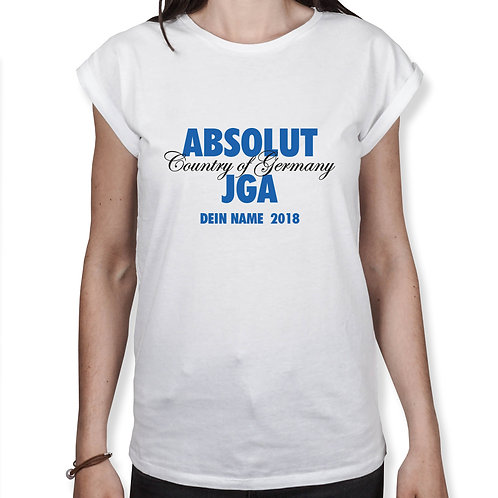 Absolut JGA - Frauen T-Shirt