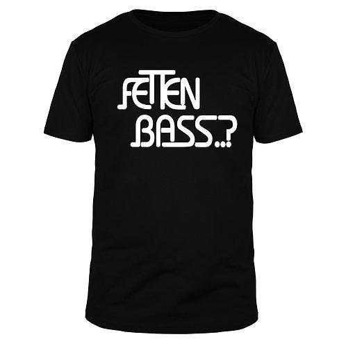 Fetten Bass - Männer T-Shirt