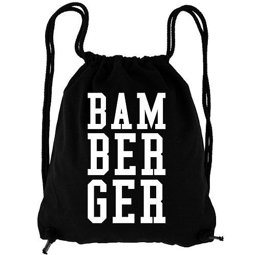 BAM-BER-GER - Gym Bag Turnbeutel