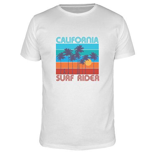 California Surf Rider - Herren T-Shirt