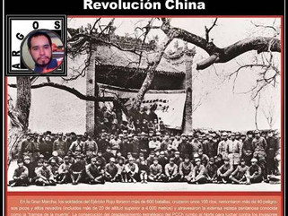 RPCH: La Gran Marcha que salvó la Revolución China