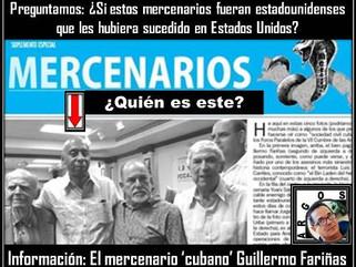 Información: El mercenario 'cubano' Guillermo Fariñas