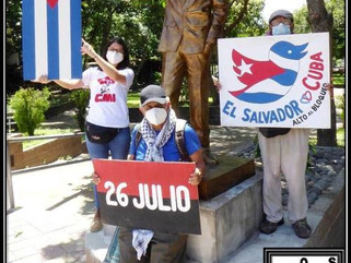 """Análisis: """"El mundo entero con Cuba, pero,..."""""""