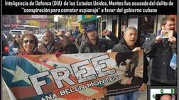 Información: Ana Belén Montes, 23 años presa por defender a Cuba y Puerto Rico del imperialismo