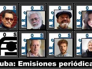 Cuba: Emisiones periódicas