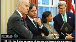 EE.UU: Joe Biden reactiva el órgano del imperialismo yanqui