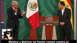 México y Bolivia: un frente común contra el neoliberalismo y en defensa de la soberanía nacional