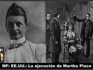 MF: EE.UU.: La ejecución de Martha Place
