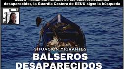 EE.UU–Miami: Sin noticias de los balseros cubanos desaparecidos, la Guardia Costera de EEUU sigue la