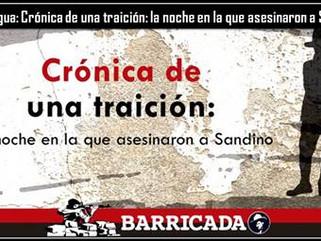 Nicaragua: Crónica de una traición: la noche en la que asesinaron a Sandino