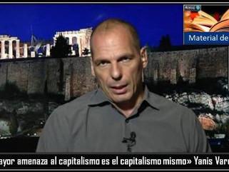 ME: «La mayor amenaza al capitalismo es el capitalismo mismo». Entrevista