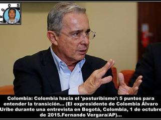 Colombia: Colombia hacia el 'posturibismo': 5 puntos para entender la transición