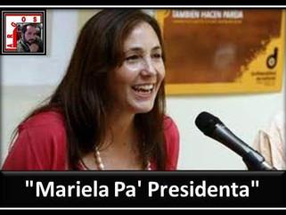 "Poema: ""Mariela Pa' Presidenta"""