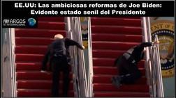 EE.UU: Las ambiciosas reformas de Joe Biden: Evidente estado senil del Presidente