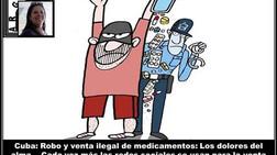 Cuba: Robo y venta ilegal de medicamentos: Los dolores del alma