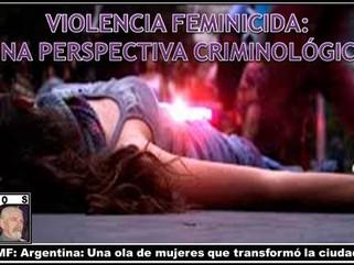 MF: Argentina: Una ola de mujeres que transformó la ciudad