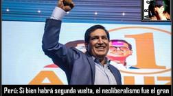 Perú: Si bien habrá segunda vuelta, el neoliberalismo fue el gran derrotado en Ecuador