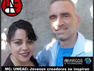 MC: UNEAC: Jóvenes creadores se inspiran en la contienda contra la Covid-19