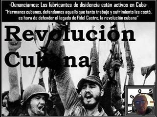 Denunciamos: Los fabricantes de disidencia están activos en Cuba