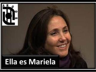 Poema: Ella es Mariela