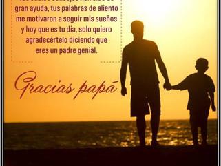 ¡Felicidades Papá!!!!