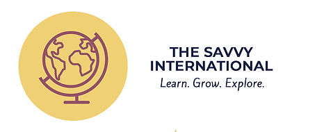 Logo I The Savvy International