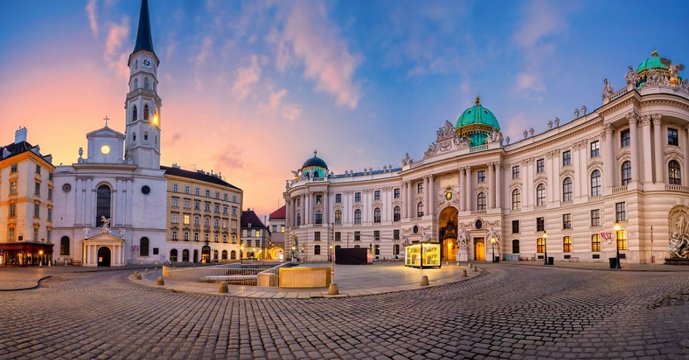Vienna and Hofburg Palace