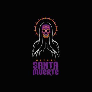 MEZCAL SANTA MUERTE