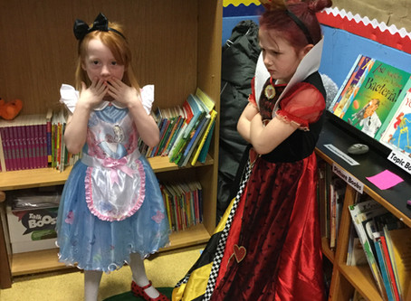 World Book Day in 2N
