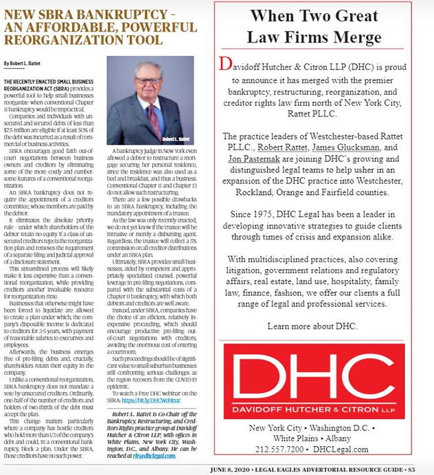 Westchester County Business Journal Ad.J