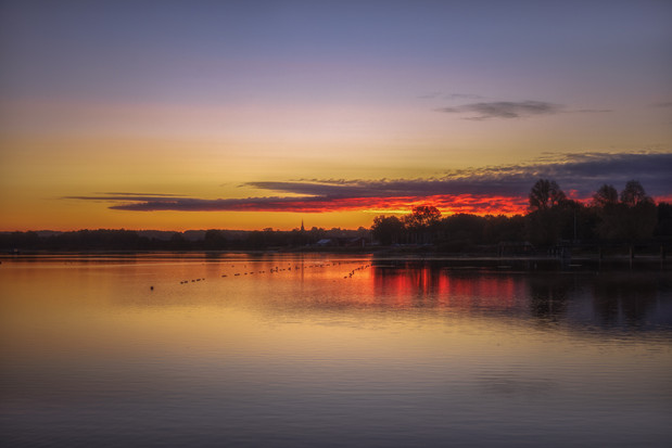 Autumn Sunrise at Shustoke No 1.jpg