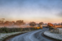 On The Frosty Road No 2