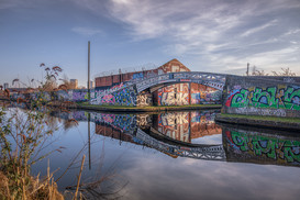 Graffited Reflection