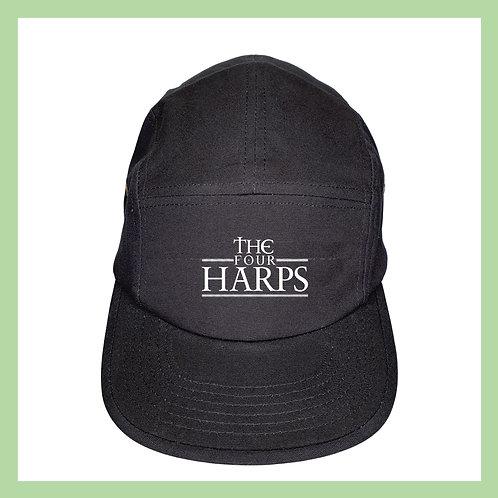 The Four Harps 5 Panel Cap