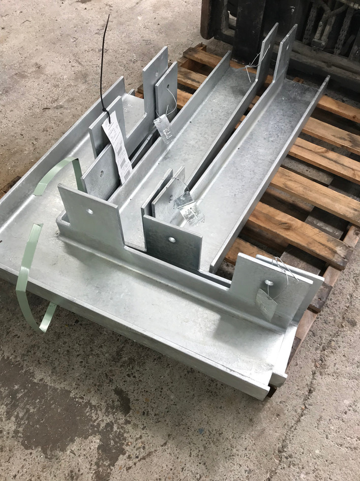Galvanised Brackets
